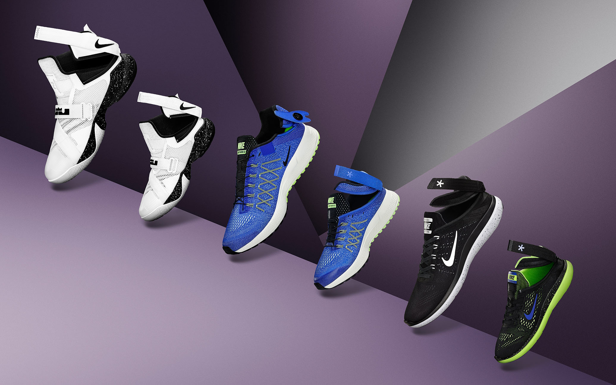 Nike Expands Shoe Line For People With