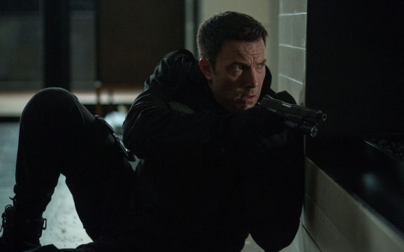"""Ben Affleck in """"The Accountant"""""""