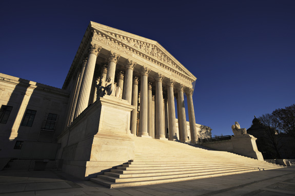 In oral arguments Monday, the U.S. Supreme Court took up the issue of whether states can establish a hard-and-fast IQ score to determine if a person has intellectual disability. (Shutterstock)
