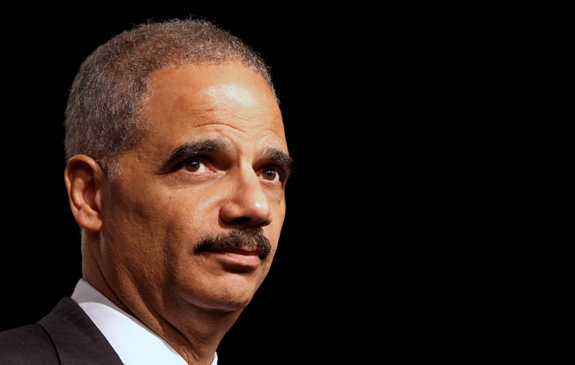 Attorney General Eric Holder said the Justice Department is developing law enforcement training focused on people with cognitive disabilities. (Joe Burbank/Orlando Sentinel/MCT)